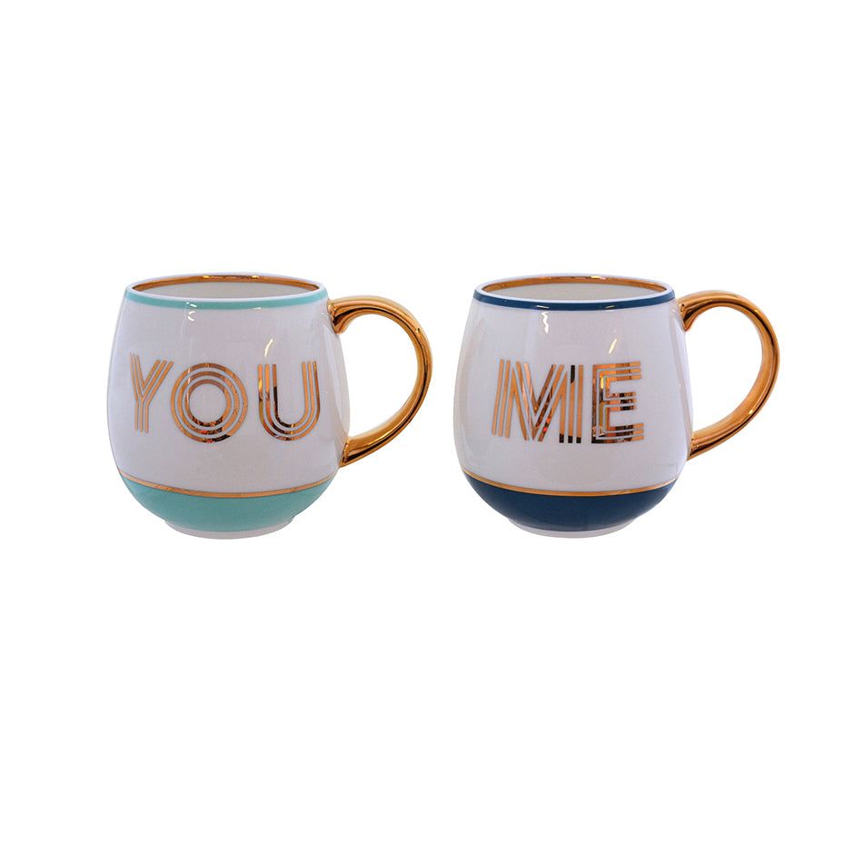 Coffret Mugs You & Me
