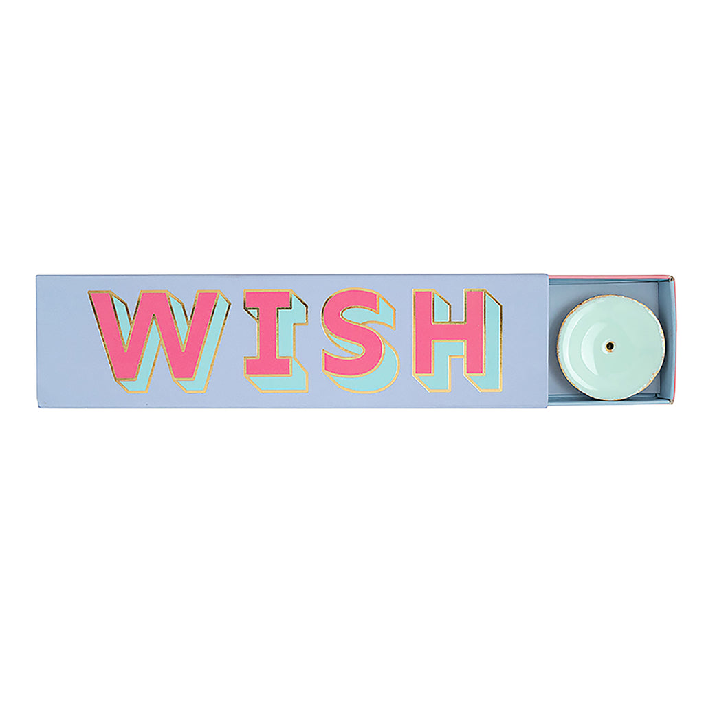 Coffret Encens Wish - Bombay Duck - Coeur Grenadine