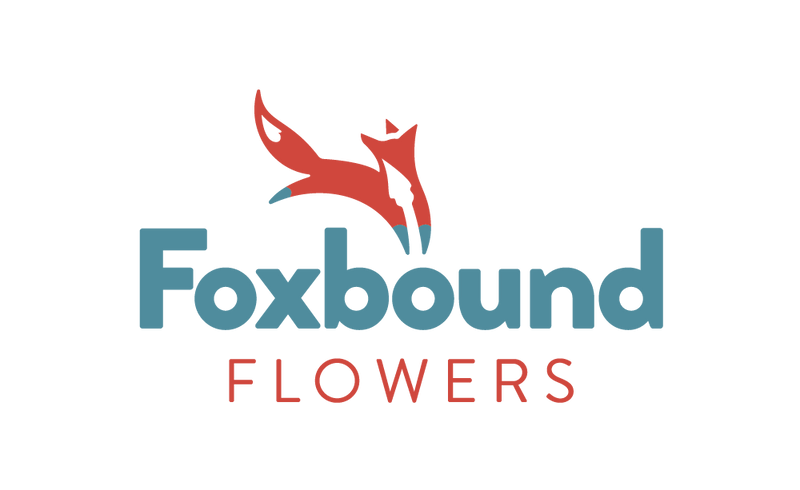 Foxbound Flowers Logo