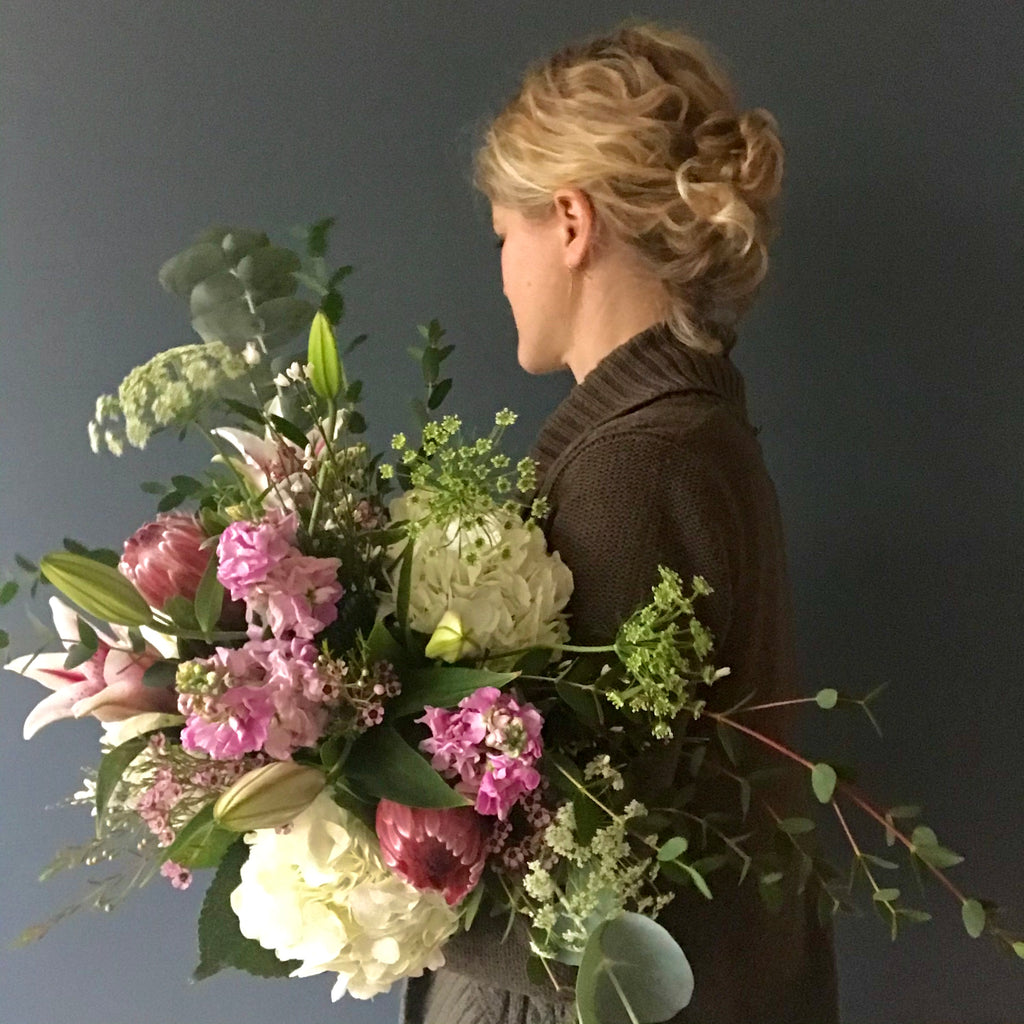 Responsibly Sourced, Expertly Arranged Flowers