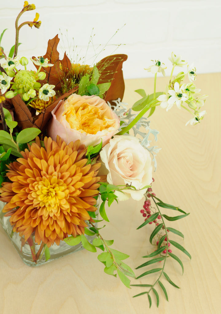 Thanksgiving Centerpiece - Designer's Choice
