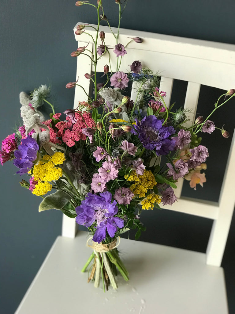 Wildflower Walk Bouquet-  (WellMama Benefit Bouquet)