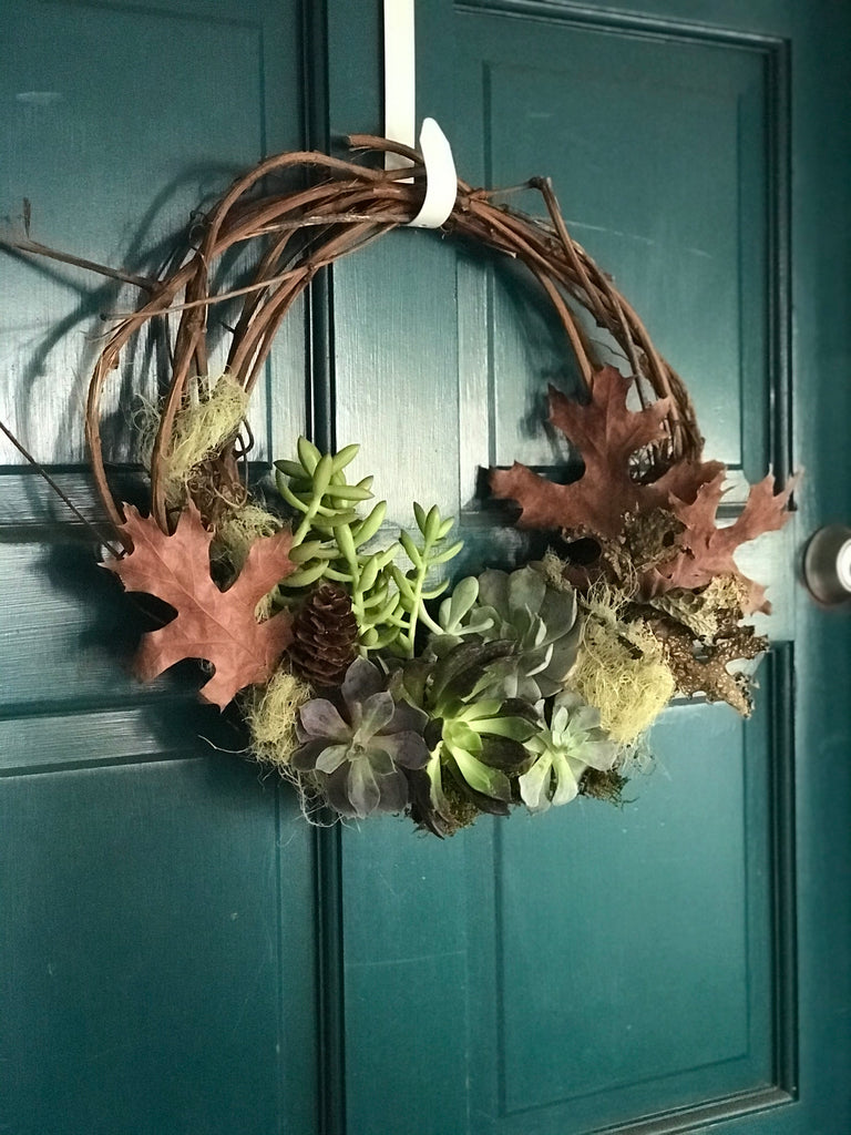 Living Wreath Virtual Workshop - VIDEO ONLY
