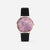 Amethyst: The Large Edit Champagne Diamond Black - Amethyst : Protecting. Featuring Solo Diamond to Dial