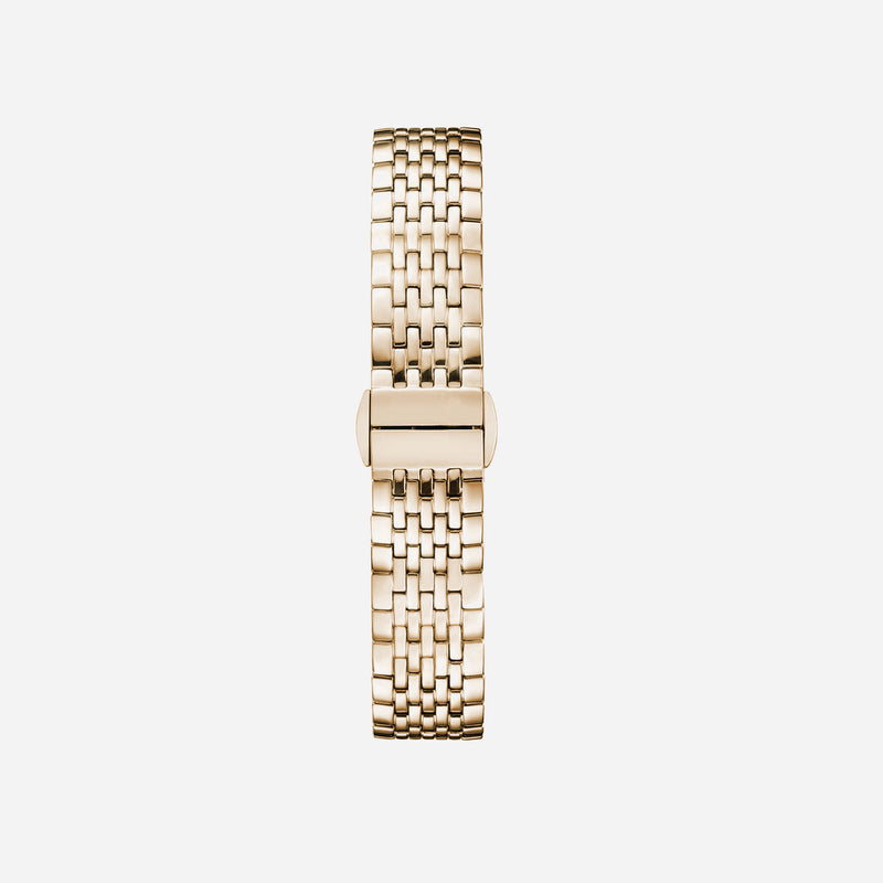 Champagne Gold Bracelet Strap 33 - Stainless Steel 33mm