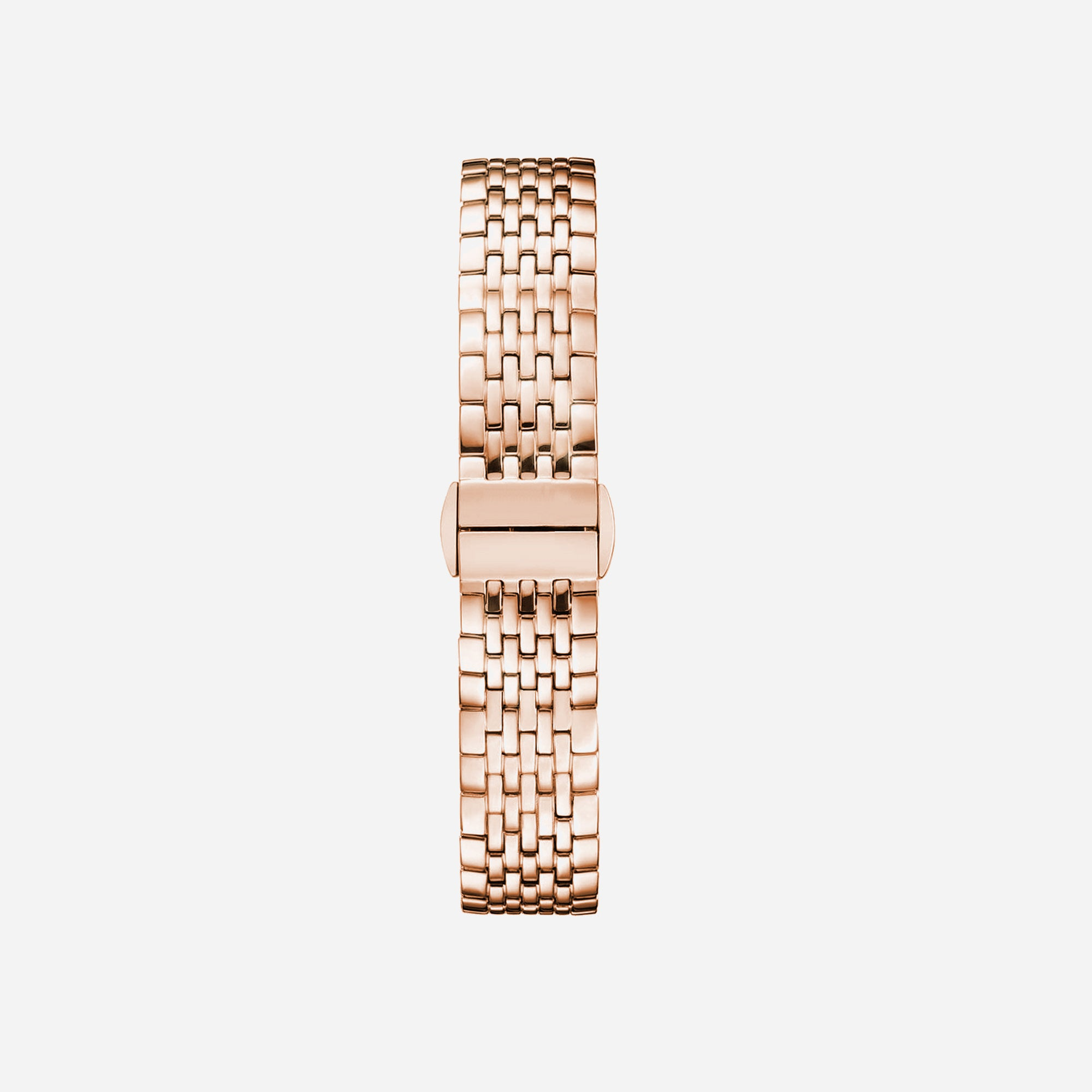 Rose Gold Bracelet Strap 33 - Stainless Steel 33mm