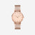 Liberty Rose Quartz - Rose Quartz : Love : 38mm
