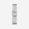 Silver Bracelet Strap 38 - Stainless Steel 38mm