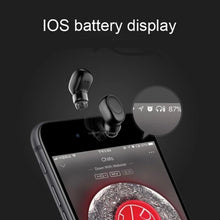 Load image into Gallery viewer, Wireless Bluetooth USB Magnetic Charging Earphone