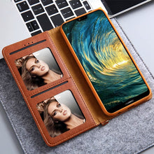 Load image into Gallery viewer, Flip Wallet PU Case/Cover for Huawei P20 Phones