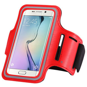 Water-resistant Sports Running Arm Band Case Samsung Galaxy