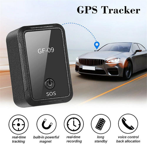 GPS Tracker Anti-Theft Device For Vehicle or Person
