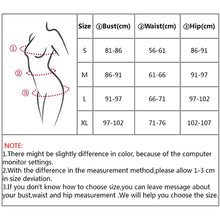 Load image into Gallery viewer, Sexy Low Waist Solid Bikini Swimsuit For Women
