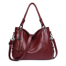 Load image into Gallery viewer, Luxury Leather Handbag For Women