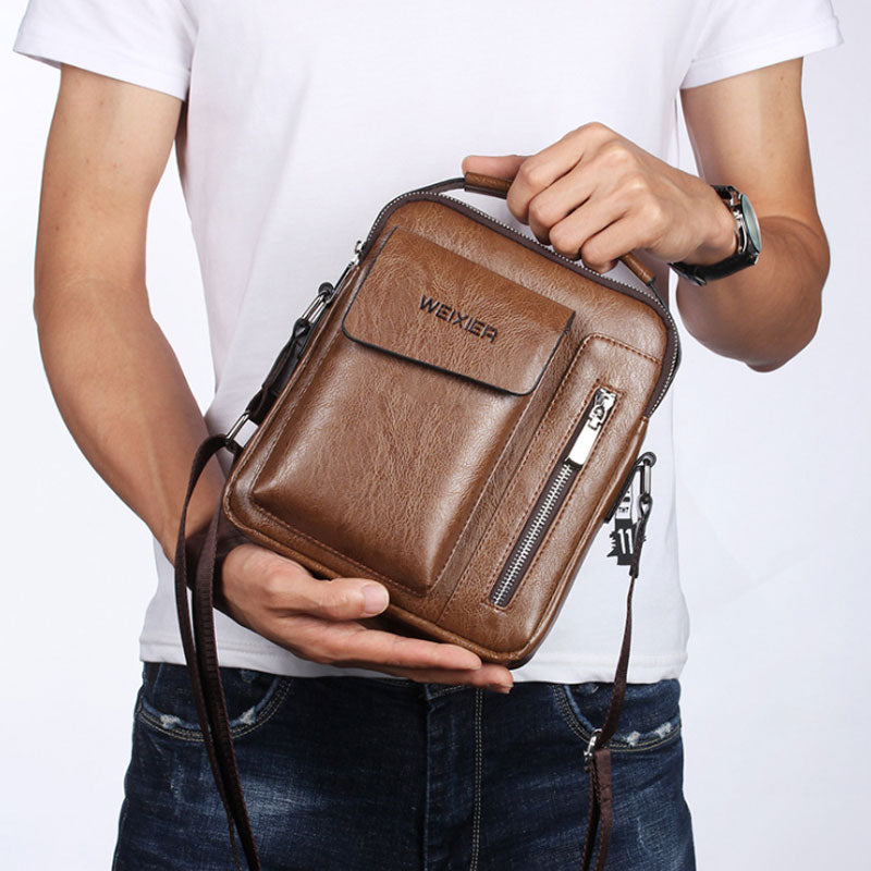 PU Cross-body Shoulder Bag