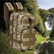 Load image into Gallery viewer, Sturdy Military Style Water-resistant Backpack