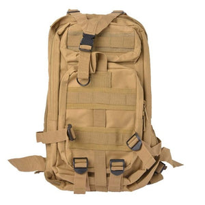 Sturdy Military Style Water-resistant Backpack