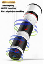 Load image into Gallery viewer, 4K HD 16-35X Telescope Camera Zoom Lens for Smartphones