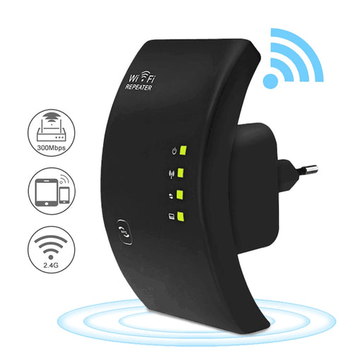 Wireless WiFi Repeater Extender 802.11N/B/G