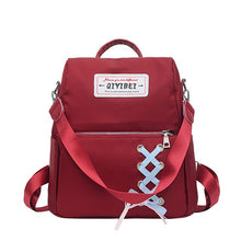 Load image into Gallery viewer, Anti-theft Trendy Oxford Satchel Student Backpack