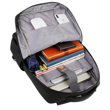 Load image into Gallery viewer, Water-resistant Oxford USB Laptop Backpack