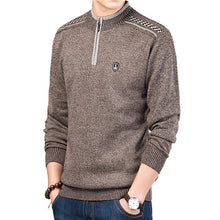 Load image into Gallery viewer, Men's Turtleneck Casual Slim Fit Sweater