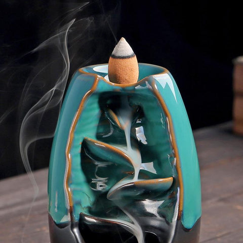 backflow incense burner waterfall For Home Decoration - LaViemate