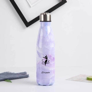 Purple LaViemate 17 oz hydro flask water bottle - LaViemate