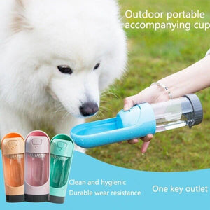 Dog and Cat Water Bottle Dispenser - LaViemate