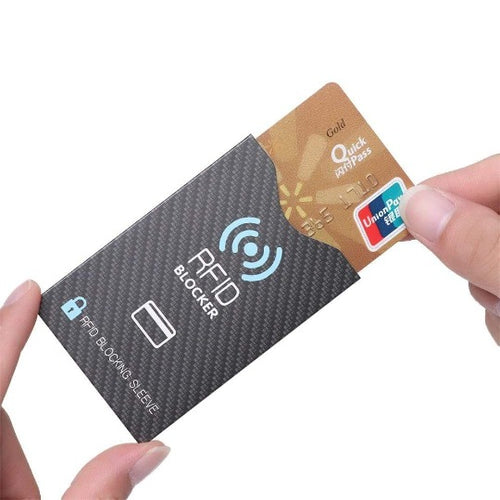 RFID Card Blocking Sleeves - LaViemate