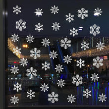 Load image into Gallery viewer, Snowflake wall decals- Laviemate