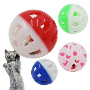 Colorful Cat toy Ball-LavIemate