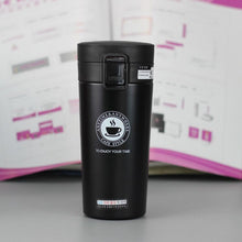 Load image into Gallery viewer, 12 oz travel coffee thermos mug - LaViemate