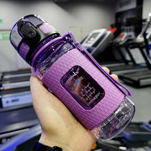 Load image into Gallery viewer, 12 oz (350 ml) Purple sport water bottle - LaViemate