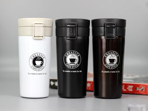 12 oz stainless steel travel Insulated Cup - LaViemate