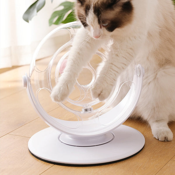 Pet Toy, rotating tubes with balls for cats and dogs - LaViemate