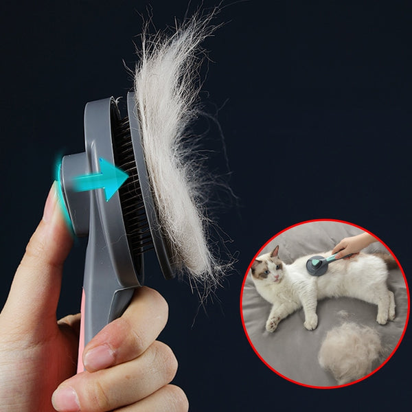 Pets Hair Comb - LaViemate