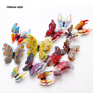 3D butterfly wall decor- LaViemate