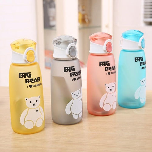 Neat Big Bear Water Bottle-Laviemate