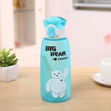 Load image into Gallery viewer, Blue Big Bear Water Bottle-LaViemate