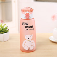 Load image into Gallery viewer, Orange Big Bear Water Bottle-LaViemate