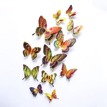 Load image into Gallery viewer, 3d vivid butterfly wall sticker - LaViemate