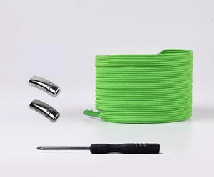 Green Magnetic Shoelace-LaViemate