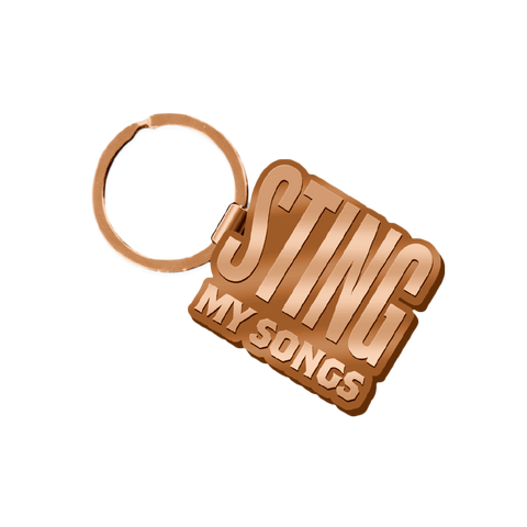 My Songs Keychain