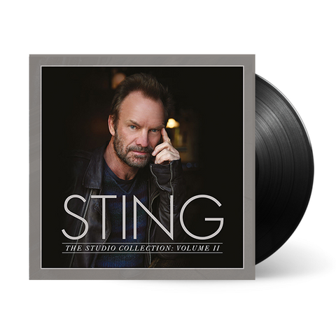 Sting: The Studio Collection Volume II 5LP