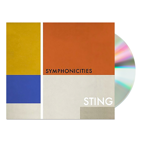 Symphonicities CD