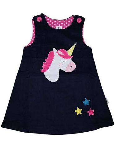Unicorn Cordury Dress