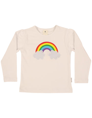 Winter Rainbow Top