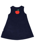 Cheeky Apple Cord Dress
