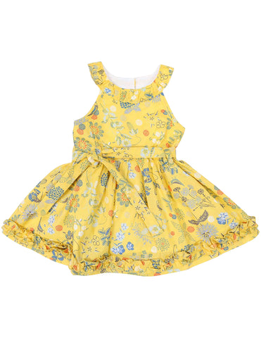 Dress Me Up Floral - Yellow